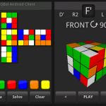 QBot Rubiks Cube Solver – O resolvedor de cubos mágicos para Android