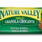 Barrinha Nature Valley – Aveia e Mel