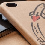 Sketch Up, case reciclável para iPhone