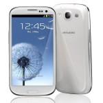 Samsung Galaxy SIII. Isto não é um review.