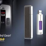 [Atualizado] Pendrive Transcend JetFlash 760 mostra as capacidades do USB 3.0