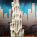 Arranha-céus de LEGO® no Museu Henry Ford em Detroit #FordNAIAS