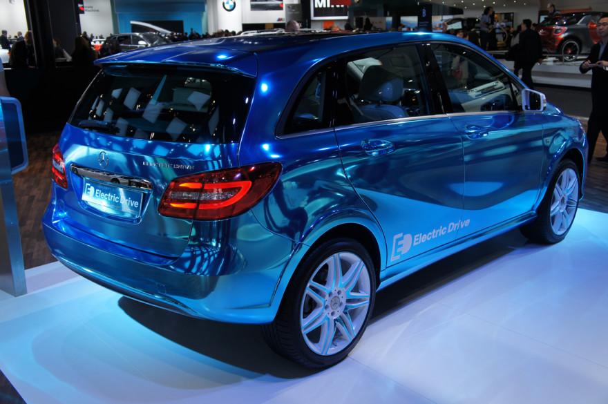 Mercedes-Electric-Concept