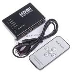 Mais dispositivos HDMI do que portas na TV? Testamos um switcher