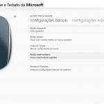 Sculpt Touch, o mouse Bluetooth e BlueTrack da Microsoft