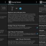 (Android) Gravity Screen liga e desliga a tela apenas usando os sensores