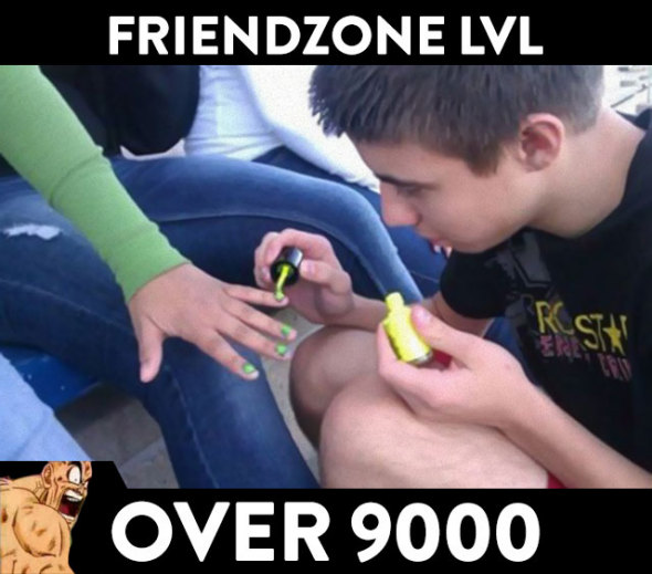 Friendzone over 9000