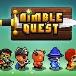 [Rapidinha] Jogo da Cobrinha + RPG = Nimble Quest