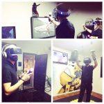 Que época para estar vivo! Jogamos em VR e eu quero isso na minha casa